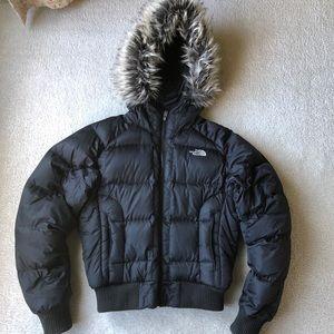 North Face Eskimo coat